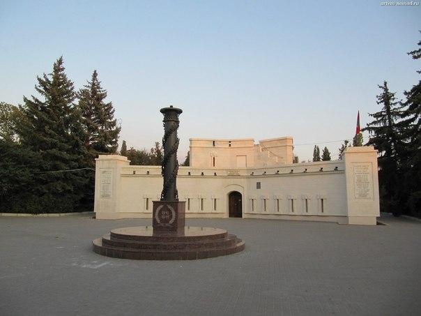 Корниловский бастион