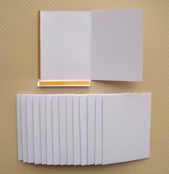 Как сделать свою папку для бумаги