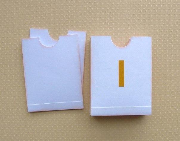 органайзер для бумаг своими руками