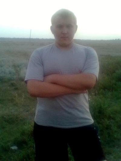 Александр Глушков, 18 августа 1997, Ейск, id185289381