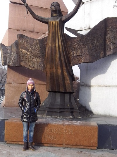Ayakoz Bakbergenova, 20 ноября 1986, Запорожье, id202026712