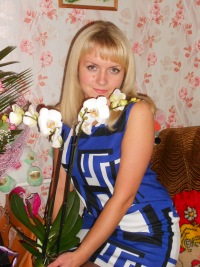 Елена Кукушкина, 5 октября , Приволжск, id102445753