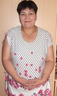 Эльза Ахметгалиева, 24 мая 1976, Балакирево, id138041080