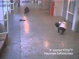2013 02 15 Видео с камер наблюдения ЮУрГУ