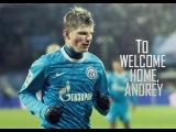 Welcome home, Andrey Arshavin.