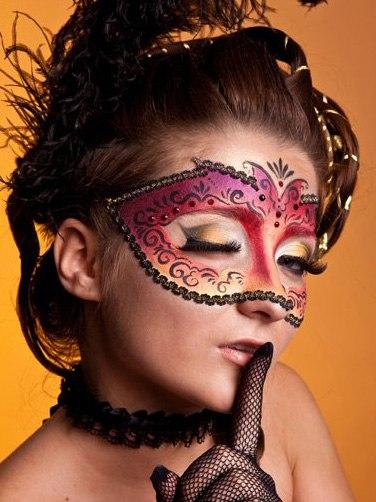 рисунки новогодние карнавальные костюмы