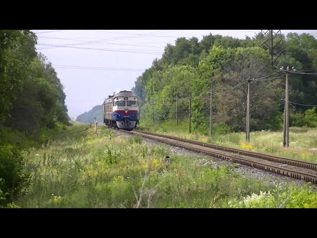 ДР1А-165 рейсом 6894 Горностаевка - Чернигов