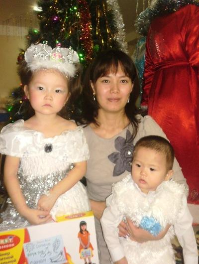 Гульнура Курманбаева, id143015101