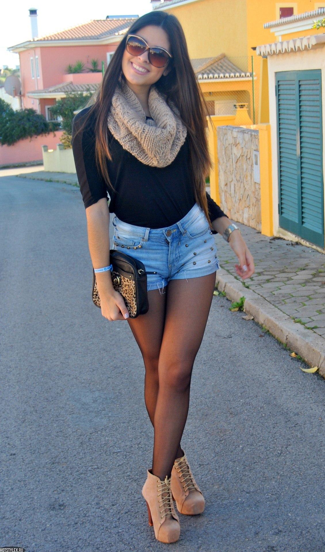 Модные девушки на аву