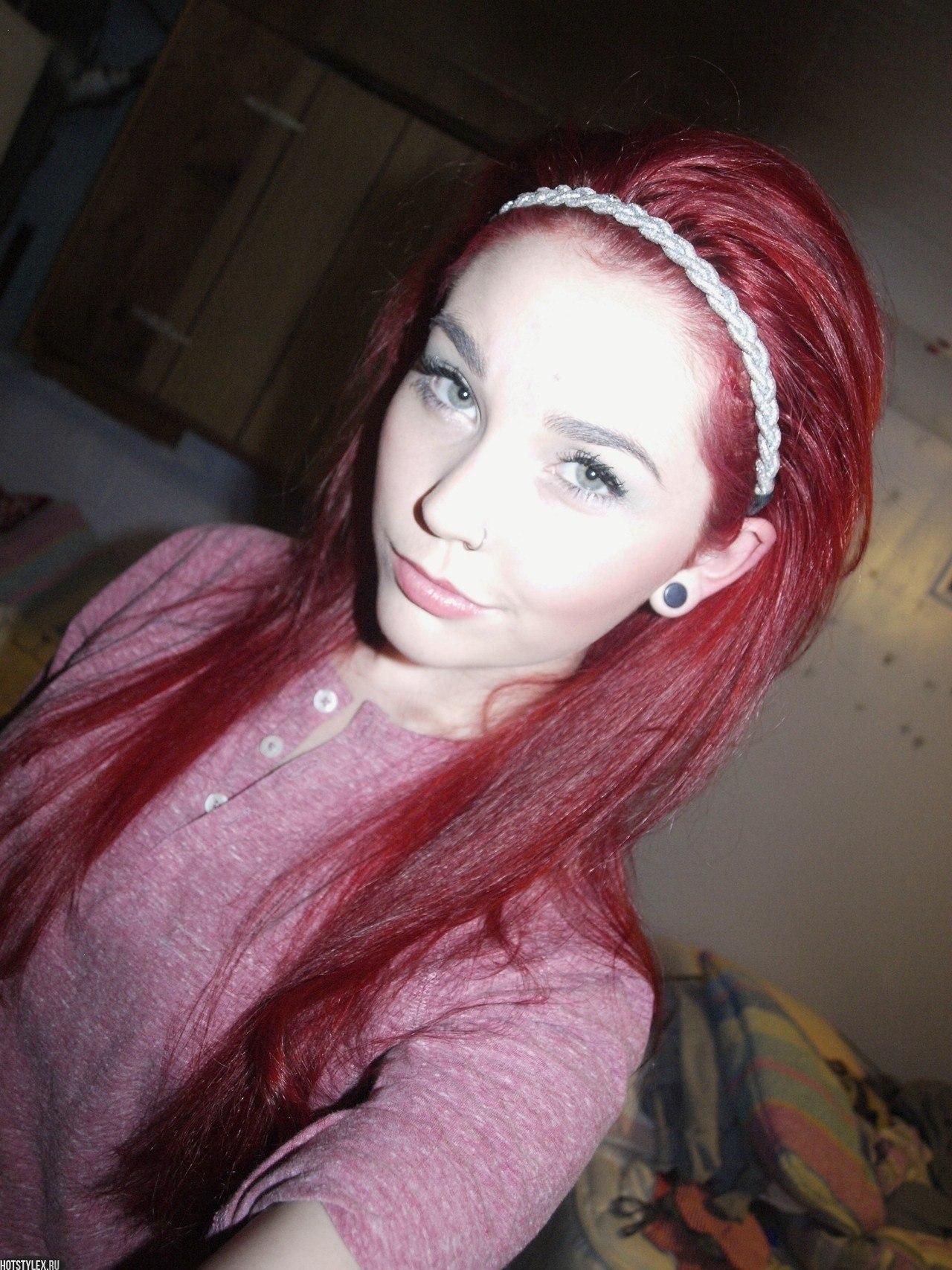 Рыжая девушка познакомится 11 фотография