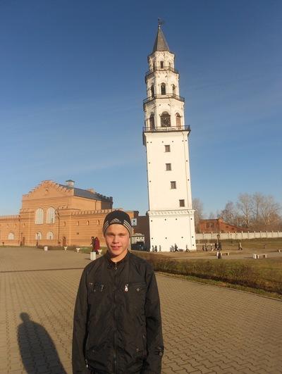 Славян Мухлынин, 2 ноября 1997, Каменск-Уральский, id176700522