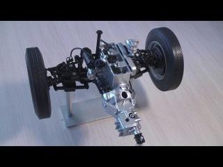 Проект Победа. Сборка мотора модели Победа ГАЗ М20. ДеАгостини (DeAgostini).
