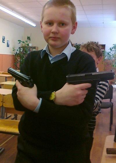 Александр Тишковец, 6 апреля 1998, Минск, id158202063