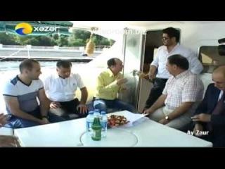 Elikram Bayramov, Asiq Ehliman, Nadir Bayramli, Qedir Qizilses - Ay Zaur 20.07.2013
