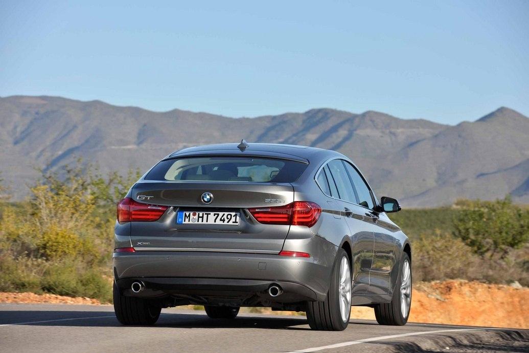 Задние фонари BMW GT 2014