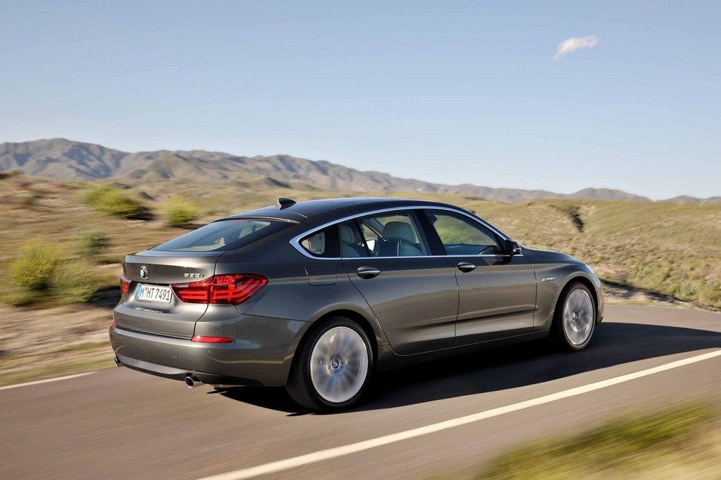 BMW GT 2014