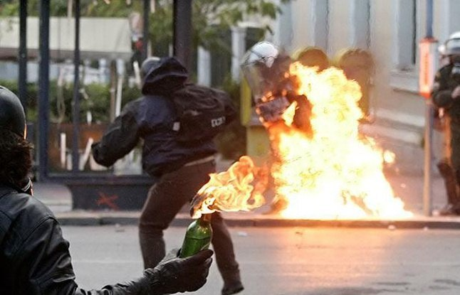 """""""Беркут"""" издевался над раненым резиновыми пулями строителем: """"Зачем? Сам в шоке..."""" - Цензор.НЕТ 2473"""
