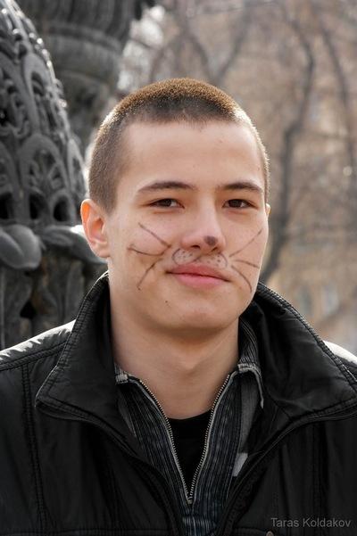 Саня Котов, 1 сентября 1996, Омск, id189308733
