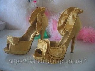 Купить Детские Туфли На Каблуке