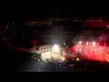 Открытие Всемирных игр в Кали