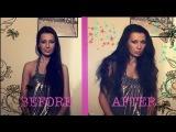 ♛ Прическа ♛ Как Сделать Объем у Корней на Длинных Волосах Женя Гейн