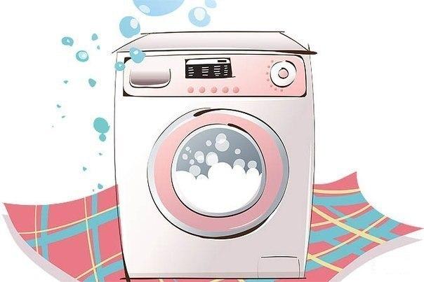 Как очистить стиральную машинку от накипи?  Насыпьте три пакета лимонной кислоты (всего 15гр) в отделение для порошка и включите режим кипячения или стирки при 90 градусов. И накипи как не было!  #DIY_Советы