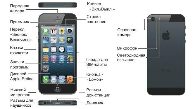 руководство к айфону 5s - фото 5