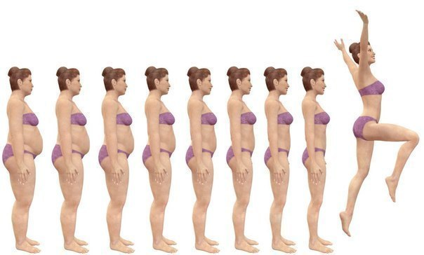 как похудеть с помощью эллипсоида