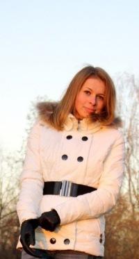 Юлия Порядкова, 23 апреля , Москва, id142432365