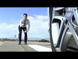 Mercedes-Benz TV- Torie test drives the new E-Class with Intelligent Drive