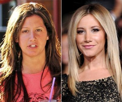Без макияжа после, Без макияжа фото до и после, Девушки без макияжа