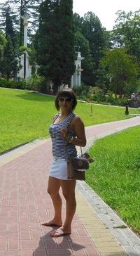 Оксана Лузгина, 13 июля 1991, Москва, id29854551