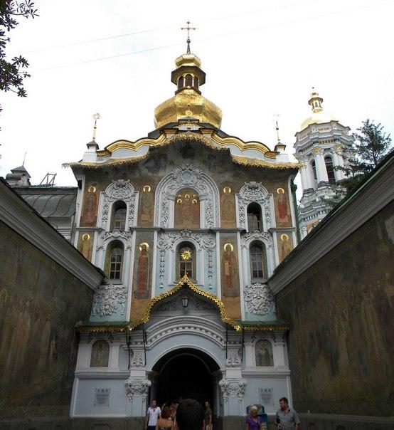 Поїздка до Києва