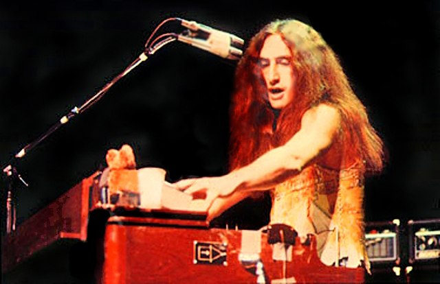 Ken hensley the wizard аккорды