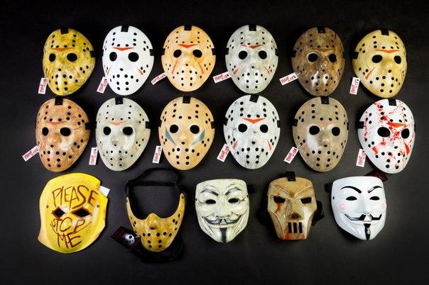 Как сделать маску 15