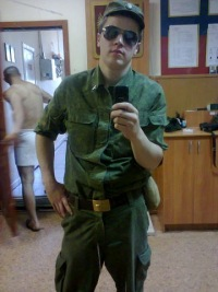 Гаджи Гаджиев, 27 июля , Москва, id181851195