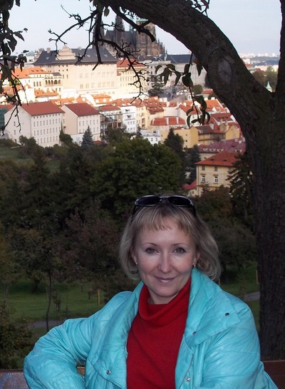 Нина Каспирович, 22 декабря , Пермь, id33504002