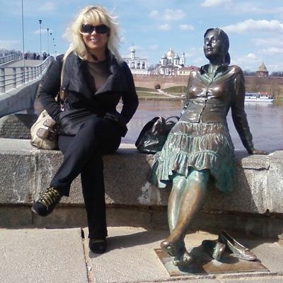Татьяна Бурьяк, 27 октября 1965, Орел, id6341379