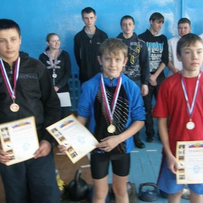 Влад Дедусеннко, 22 июня , Барнаул, id201911464
