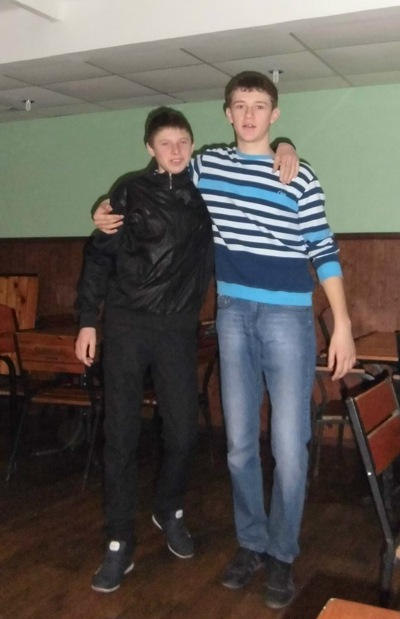 Александр Соколянськый, 7 апреля 1990, Кривой Рог, id188137200