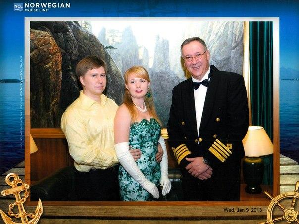 Наш четвертый круиз, но первый с NCL на лайнере Norwegian Spirit