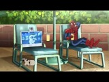 Великий Человек-Паук - 2 сезон 10 серия RUS отрывок