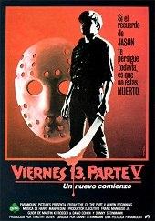 Viernes 13. Parte 5: Un nuevo comienzo (1985) - Latino