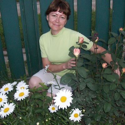 Оксана Сенюхаева, 17 мая 1978, Краснодар, id209343394
