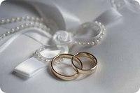 """Предпросмотр схемы вышивки  """"свадебные кольца """". свадебные кольца, предпросмотр."""