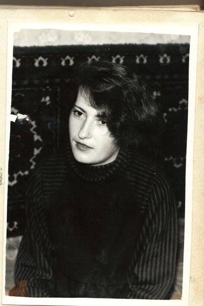 Любовь Щербакова, 1 декабря 1990, Москва, id193120258