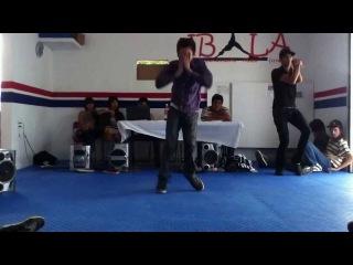 E-Motion I Mazatlan Sinaloa - Demo de jury Bryan (UpCrew)