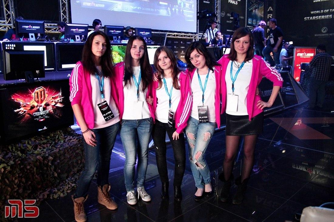 Ownedby.pro после победы на женском турнире в рамках StarLadder S3