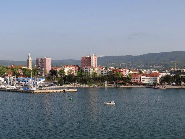 Круизный порт Копер (Koper), Словения