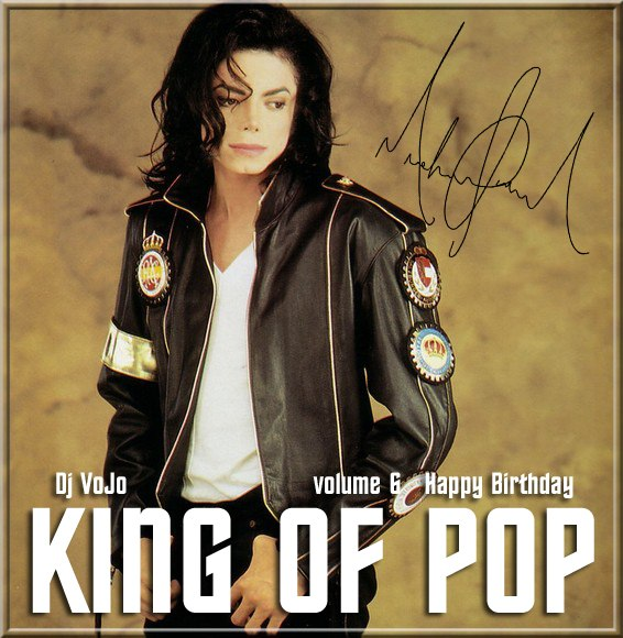 Dj VoJo - King of Pop 6: Happy Birthday (2012) MP3